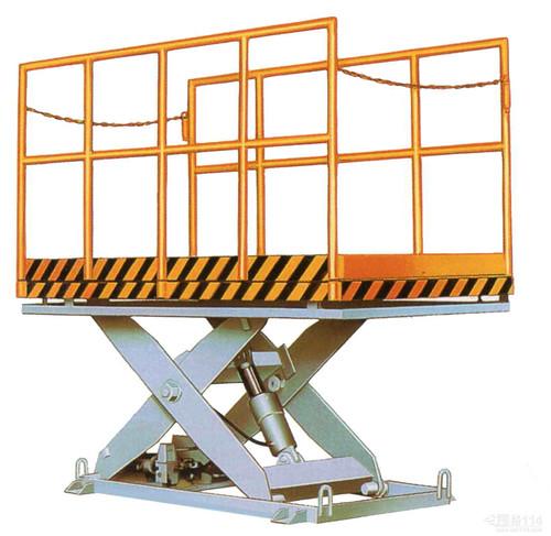 固定式装卸升降平台