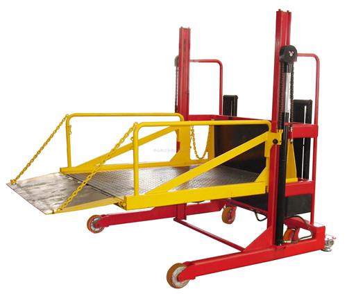 移动式货物装卸平台